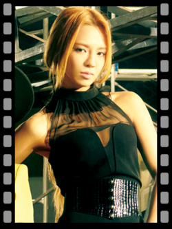 Hyoyeon Japan Repackage Album