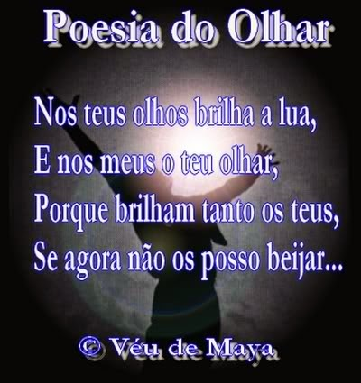 Poesia do Olhar