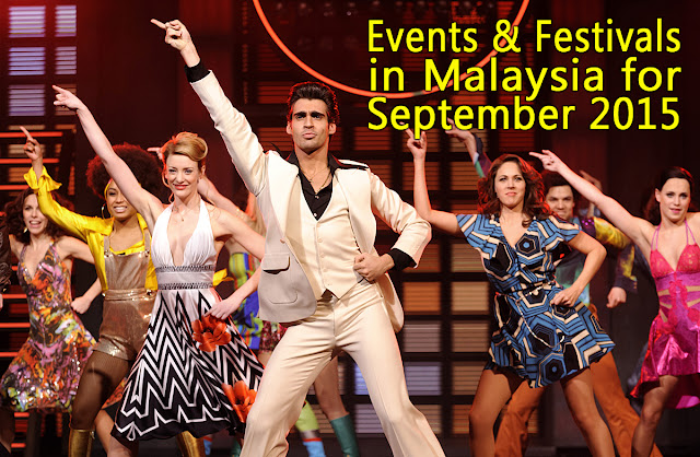 Events Festivals in Malaysia for September 2015