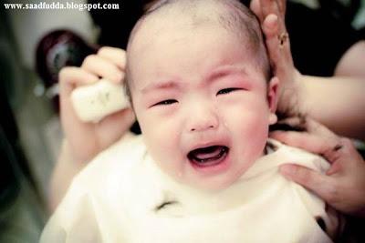 lindo+bebe+llorando Fotos Graciosas de niños..