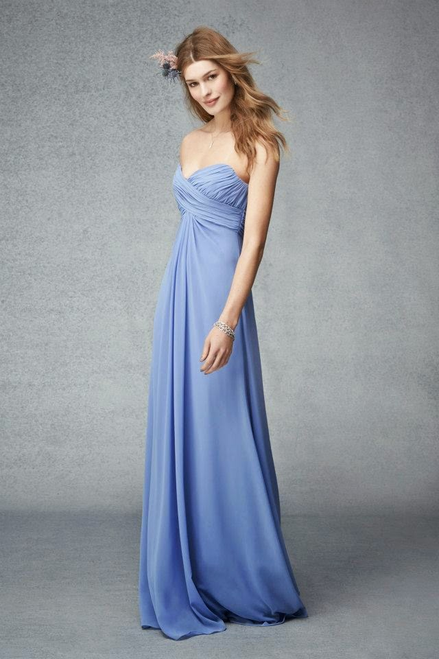 Monique Lhuillier Fall 2015 Bridesmaids Collection Lookbook