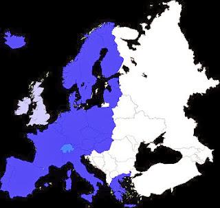 Amplian el espacio Schengen a 24 países