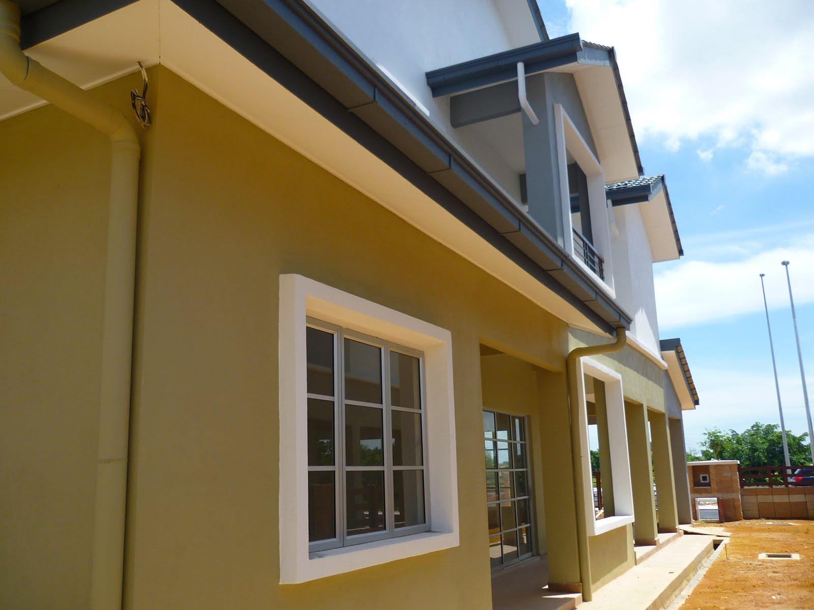 Double storey semi detached terrace house for sale for 3 storey terrace house for sale