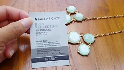 Tania's Blog: My First Impression to Paula Choice Skin Perfecting ...