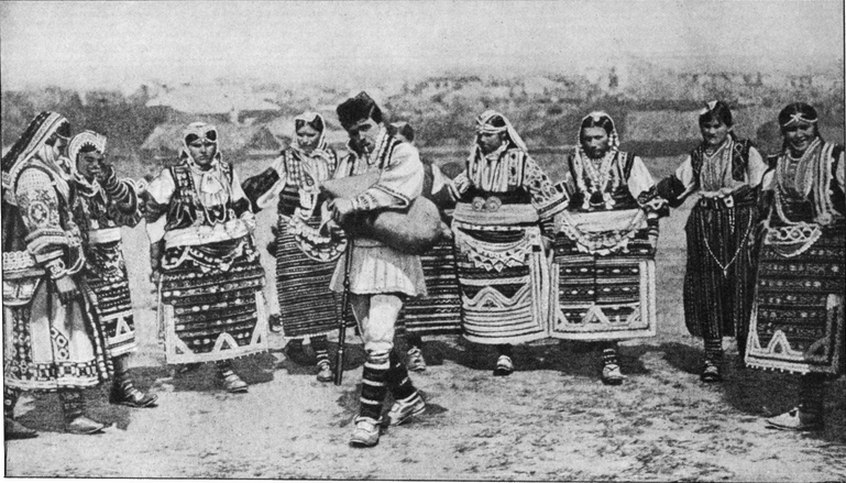 Albanians-Gegëria