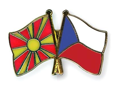 Makedonie a Česko