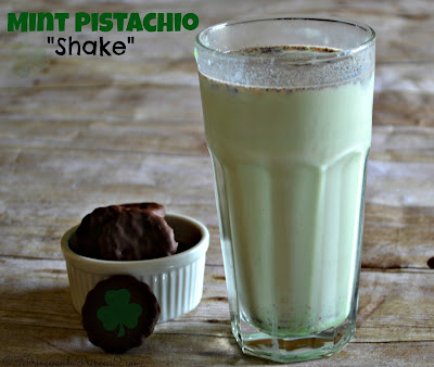 Mint Shake Recipe