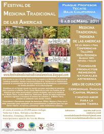 FESTIVAL DE MEDICINA TRADICIONAL 2011