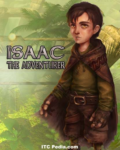 Lsaac The Adventurer - ALI213