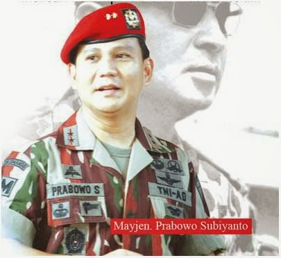 Mengapa Prabowo di Segani Oleh Amerika dan Australia?