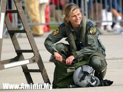 awek tentera