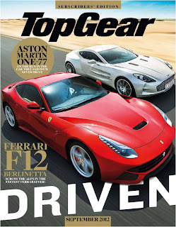 BBC Top Gear Magazine UK – September [2012]