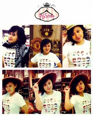 kpop exo t-shirt