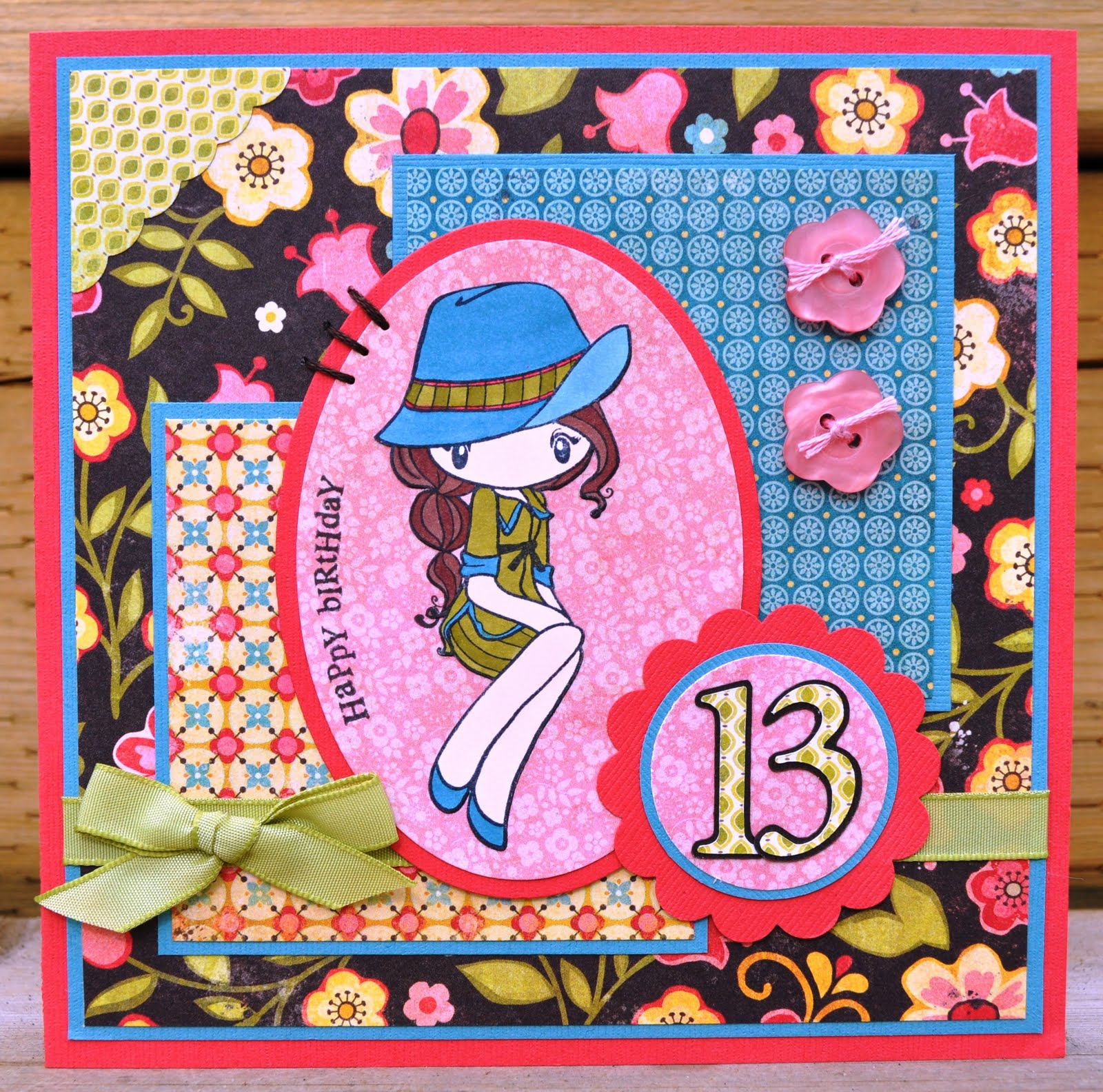 Dats my style happy 13th birthday amy happy 13th birthday amy bookmarktalkfo Gallery