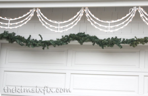 Garland evergreen two strands