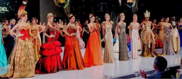 Miss World 2013 Top Model 10 Finalists