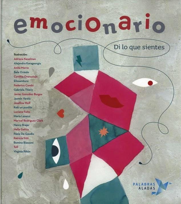 Image result for Emocionario. Di lo que sientes, de Cristina Núñez Pereira y Rafael Romero