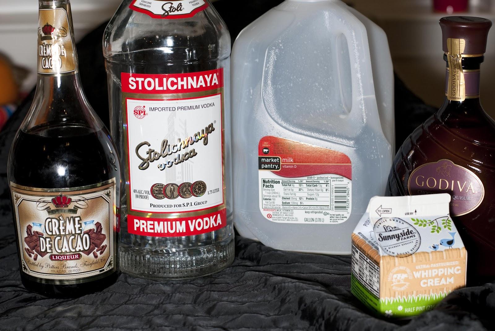 Godiva Chocolate Martini - A Year of Cocktails