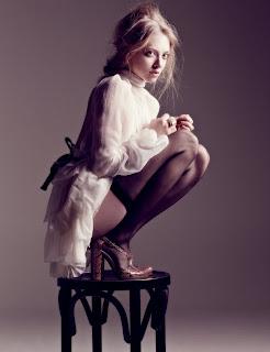 Amanda Seyfried - Interview magazine March 2011 issue