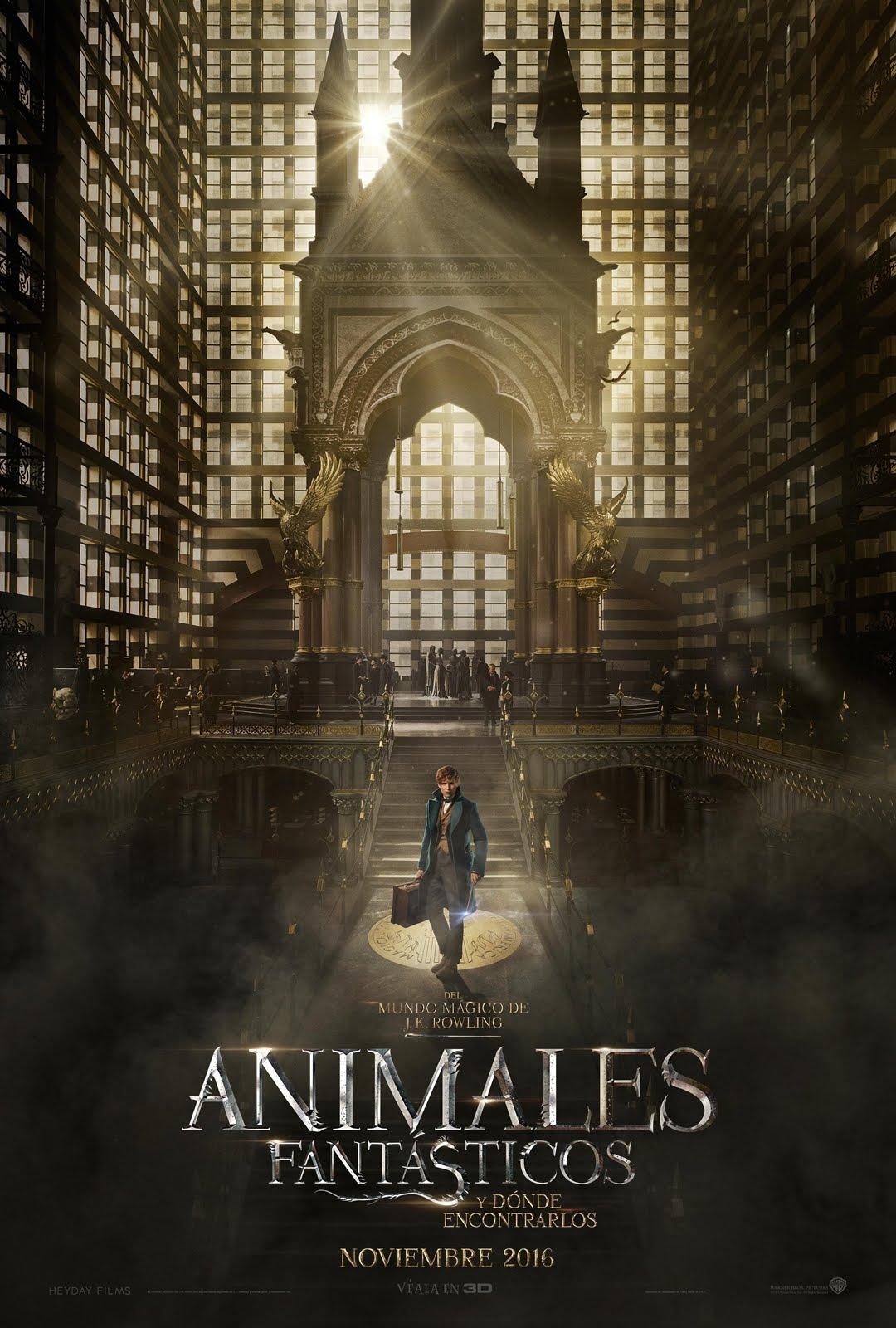 Animales Fantásticos Y Dónde Encontrarlos (16-11-2016)