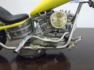 Motor Chopper Miniatura- Presente Criativo