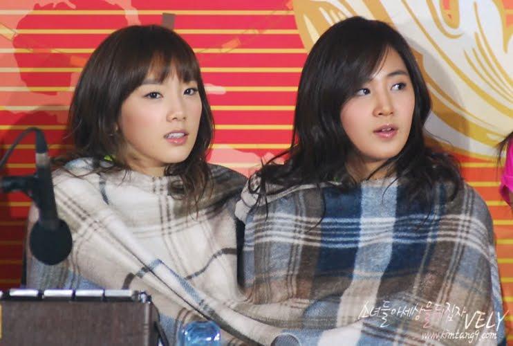TaeRi {Taeyeon + Yuri] Taeyeon%2Byuri