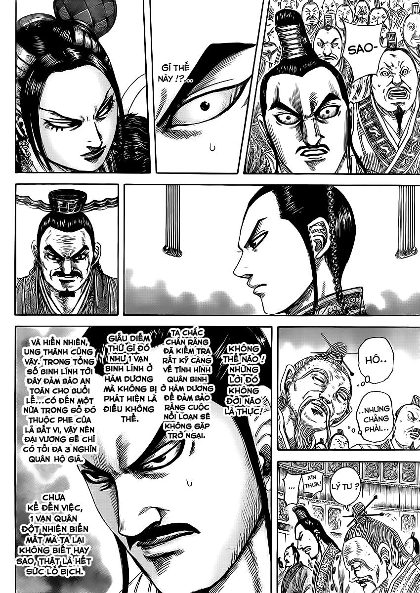 Kingdom - Vương Giả Thiên Hạ Chapter 415 - 416 page 25 - IZTruyenTranh.com
