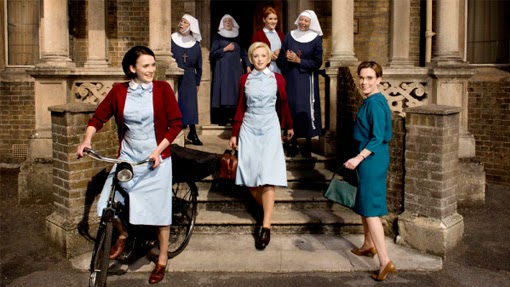 Call the Midwife, reparto, actrices