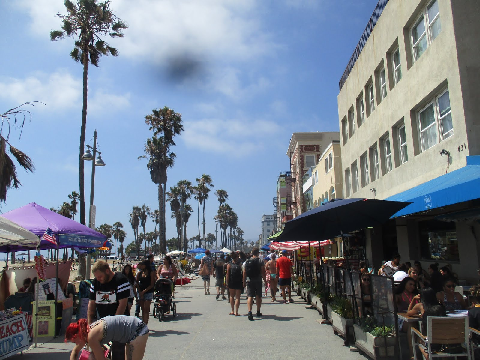 VENICE CALIFORNIA - 40 ANS PLUS TARD