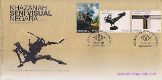 Treasure Of The Nations's Visual Arts  (Khazanah Seni Visual Negara SiriI II)