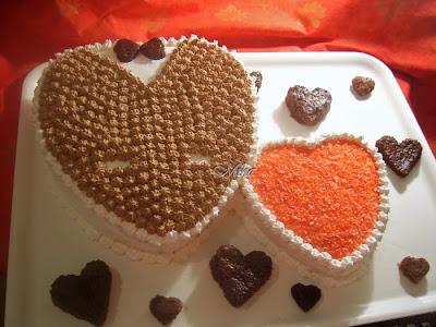Tort Cupidon