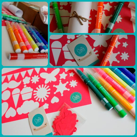detalles caja crafty box
