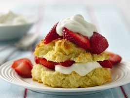 Susan Winget: Strawberry Shortcakes