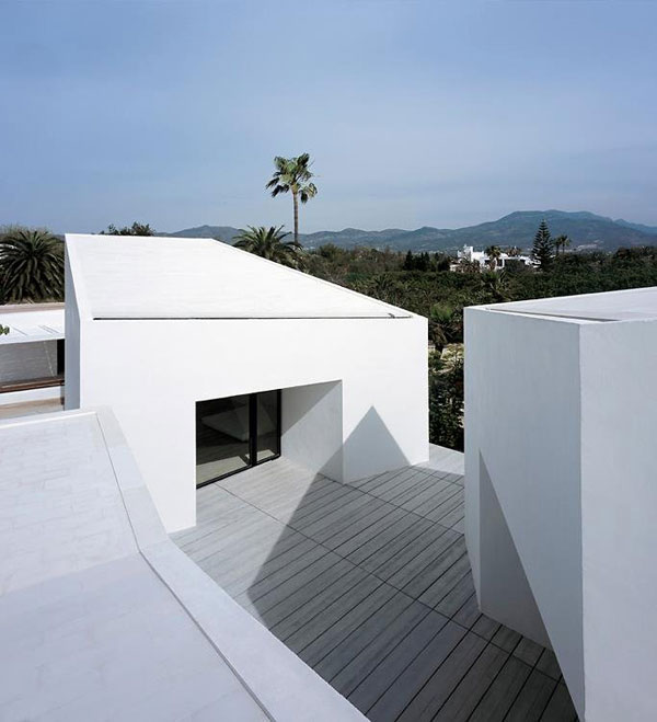 House for a photographer ii by oab carlos ferrater for Carlos ferrater