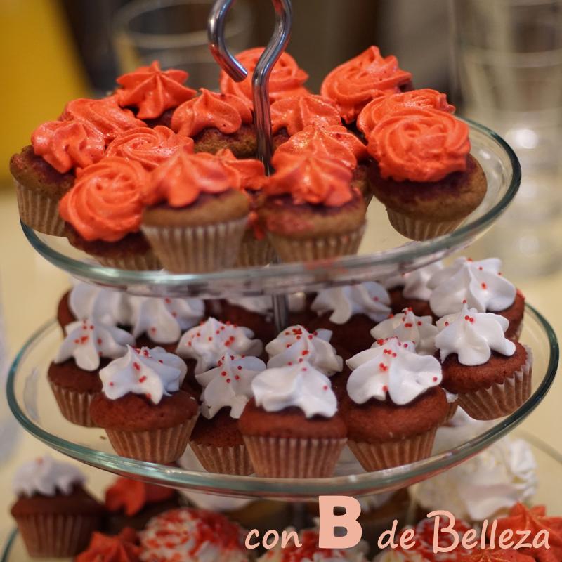 Cupcakes Velvet Granada