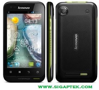 harga hp lenovo a660 tahan banting, ponsel android anti air dual sim, spesifikasi lengkap dan fitur smartphone android tahan banting dua kartu