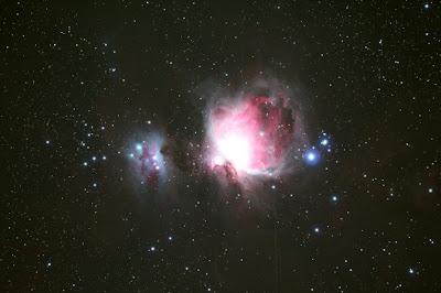 Canon EOS 60Da nebula