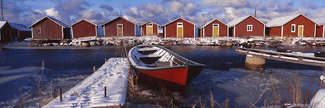 Omero nel Baltico