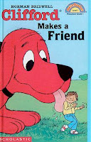 bookcover of Clifford Makes A Friend by Norman Bridwell