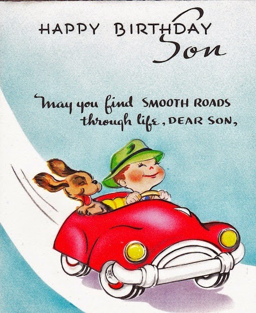 Birthday Message To Son: All Wishes Message, Greeting Card And Tex Message