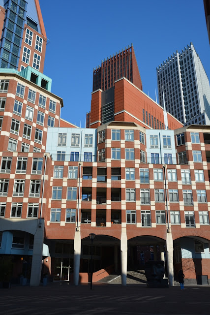 Modern Buildings The Hague
