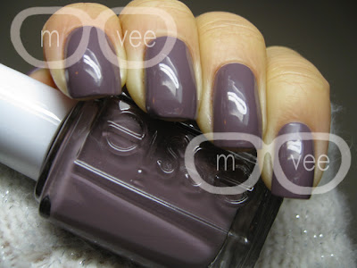 Essie Merino Cool swatch