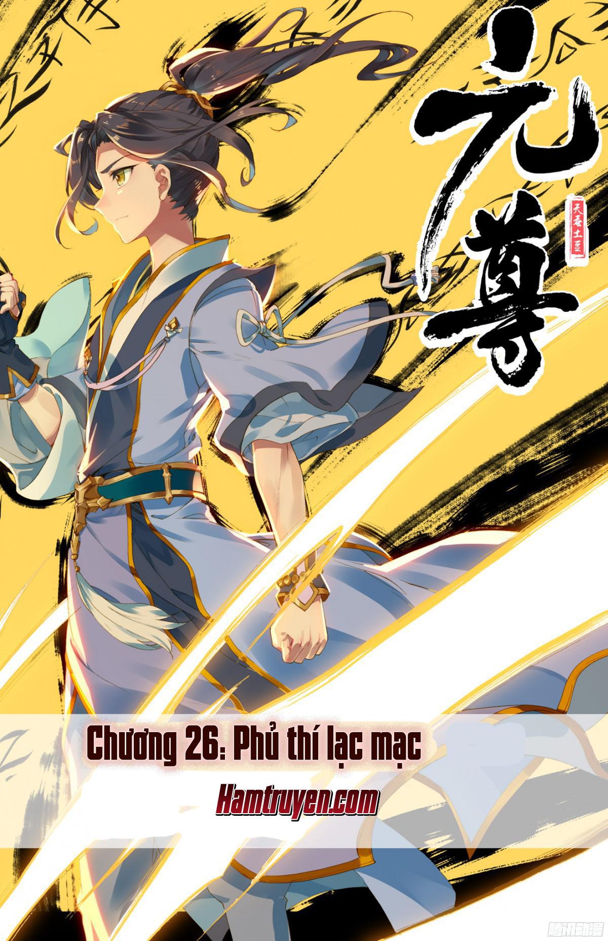 Nguyên Tôn Chapter 26 - Hamtruyen.vn