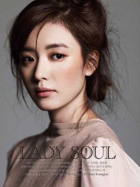 Bun Hair Styles☀Han Hyo Joo