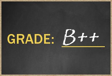 Grade: B++