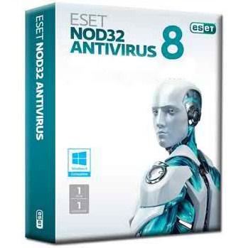 Eset NOD32 Antivirus 2015 v8 Lifetime Activator + Crack (x32 & x64 Bit)
