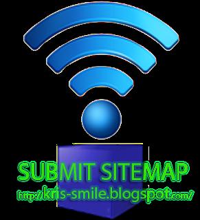 Submit Sitemap OM Kris blog