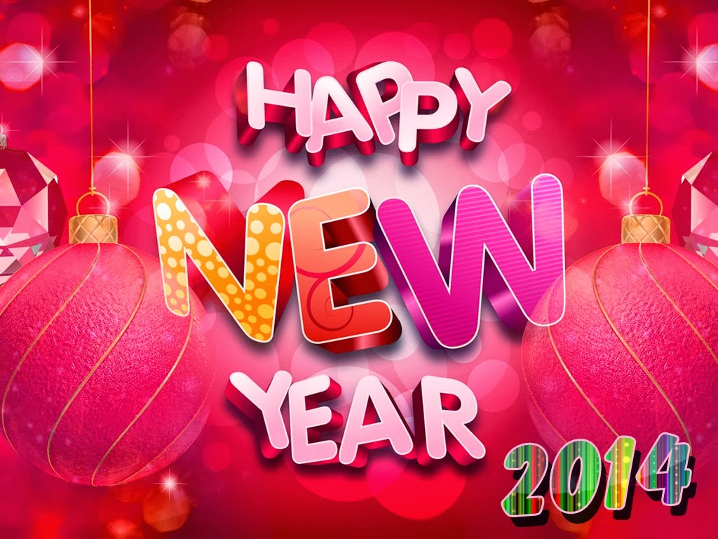 New year wishes 2014 3d wallpaper rebsays new year wishes 2014 voltagebd Gallery