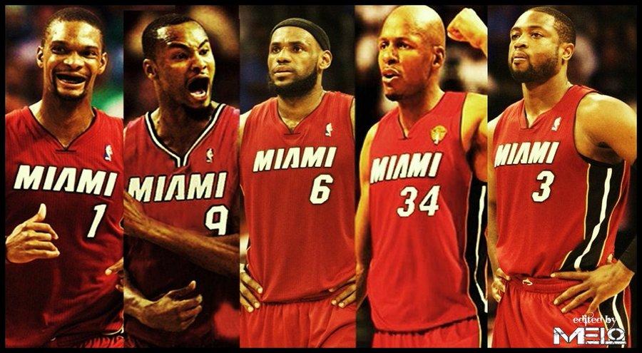 Miami Heat, su futuro a medio y largo plazo.