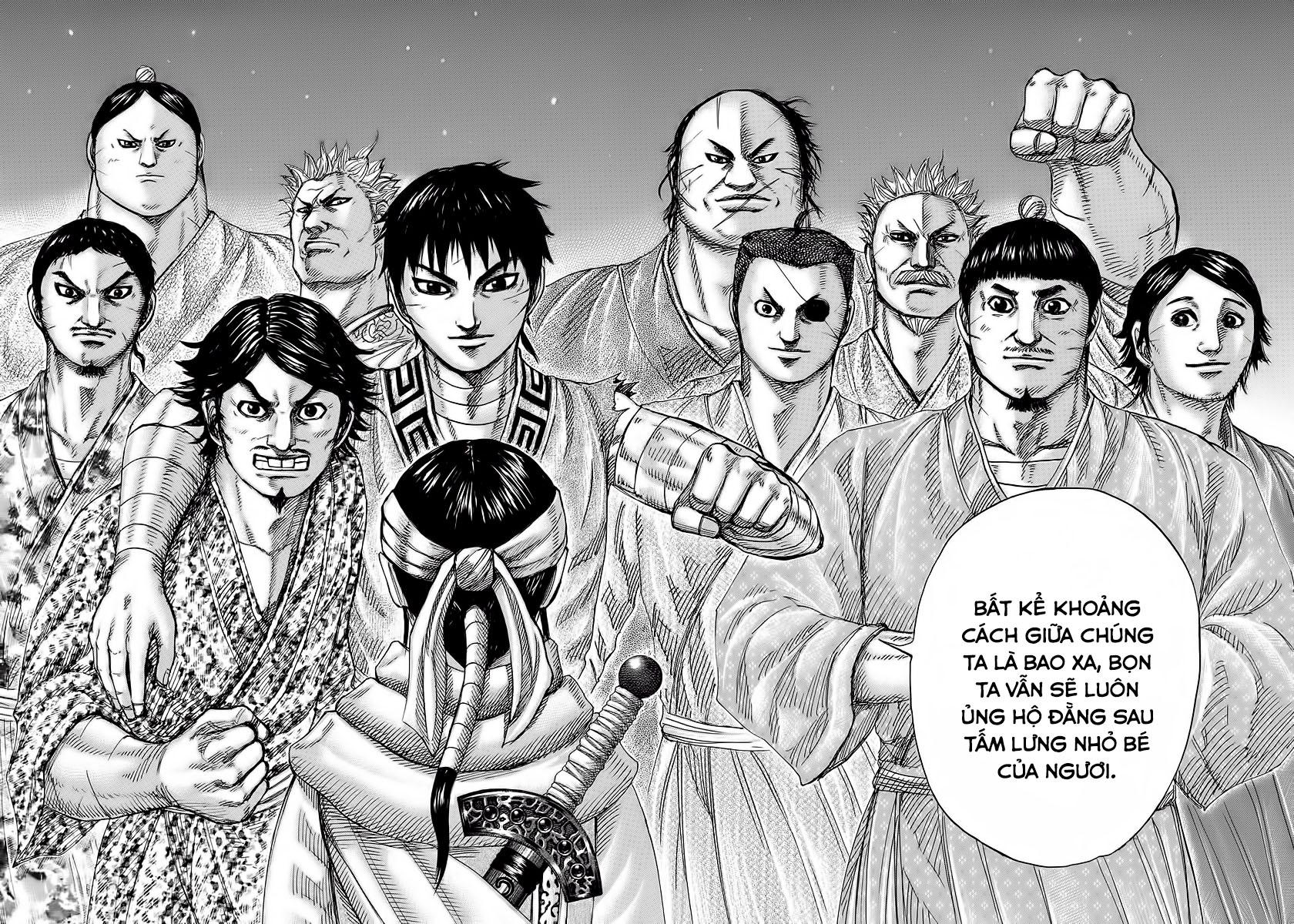 Kingdom – Vương Giả Thiên Hạ (Tổng Hợp) chap 242 page 17 - IZTruyenTranh.com